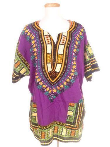 African Dashiki Shirts Ebay