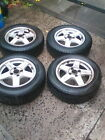 4x100 Car and Truck Wheels