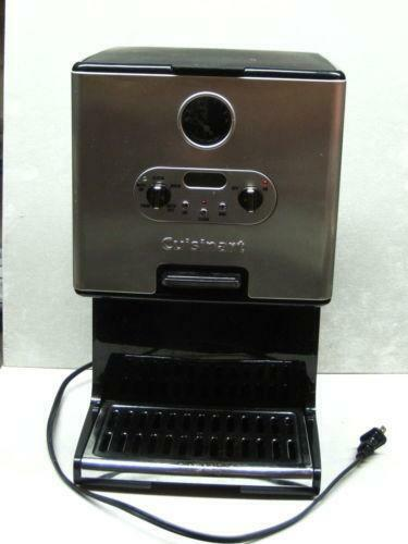 Cuisinart Dcc 2000 Coffee Makers Automatic Ebay