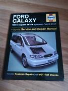 Ford Galaxy Manual