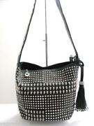 Designer Studded Handbags