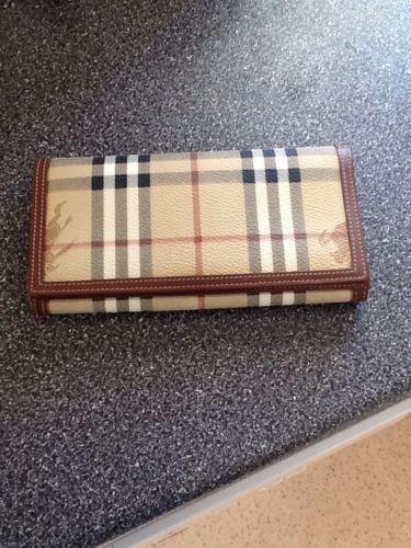 Burberry Wallet   eBay caa03537b4