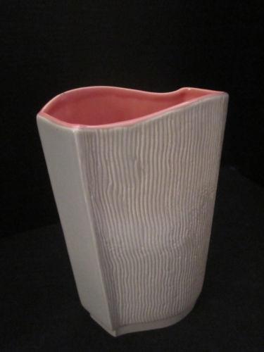 Red Wing Pink Vase Ebay