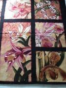 Oriental Quilt Fabric