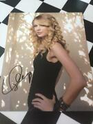 Taylor Swift Autograph
