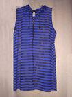 Striped Plus Cover-Up Swimwear Women's 3X Size (Women's)