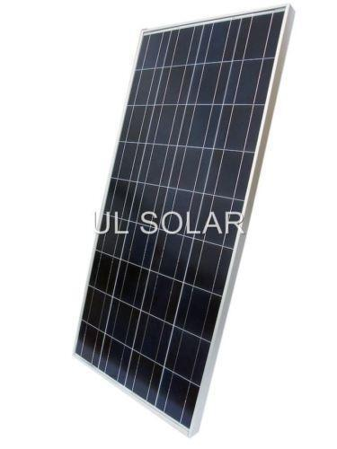 140 Watt Solar Panel Ebay