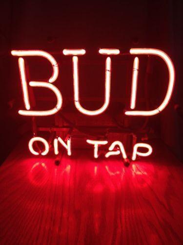 Vintage Bud Light Neon Sign Ebay