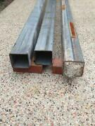 Galvanised Steel Posts