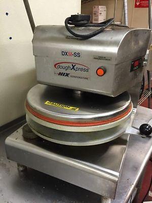 Dough Xpress Dxm-ss Pizza