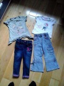 Bundle Girls cloths 2-3 years