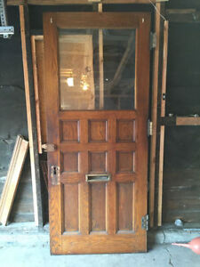 LF: an exterior door for a Victorian house Kingston Kingston Area image 4
