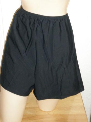 Womens Plus Size Swim Shorts | eBay