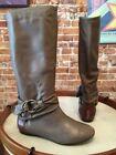B. Makowsky Brown Knee-High Boots for Women