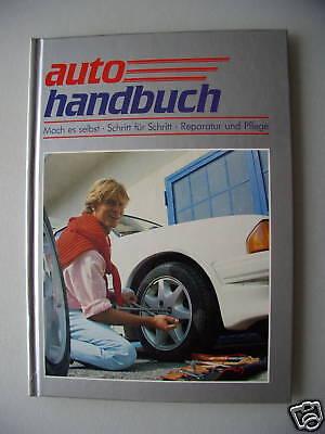 auto handbuch Mach' es selbst 1 Spraylackieren ...