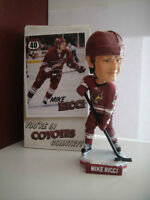 NEW IN BOX 2006 Phoenix Coyotes Bobble MIKE RICCI Bobblehead