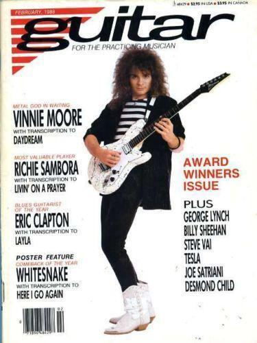 guitar for the practicing musician magazine back issues ebay. Black Bedroom Furniture Sets. Home Design Ideas