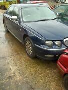 Rover 75 Breaking