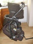 Mamas and Papas Pliko Pramette Pushchair