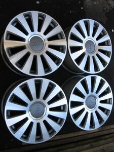 "Genuine Factory OEM Audi A8 19"" rims in showroom condition"