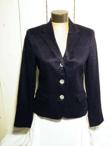 Womens Linen Blazer Ebay