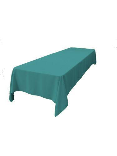 Teal Tablecloth Ebay