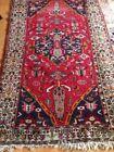 Burgundy Wool Antique Rugs & Carpets
