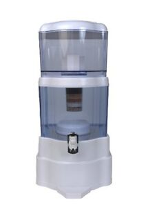 NEW! Zen Water Systems Countertop Filtration and Purification System, 8-Gallon
