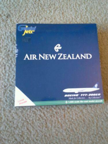air new zealand 777 ebay. Black Bedroom Furniture Sets. Home Design Ideas