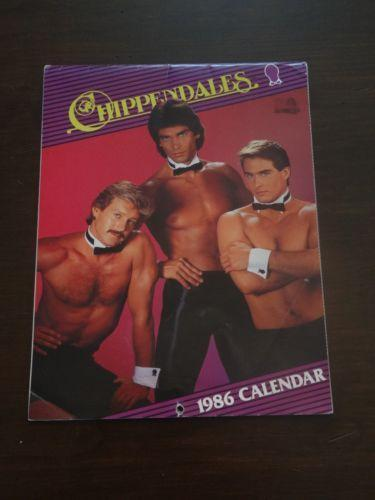 Chippendales Calendar Ebay
