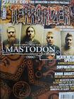 October Terrorizer Monthly Magazines