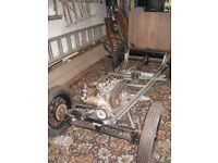 Austin 7 Chassis or parts wanted