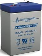 3FM4 Battery
