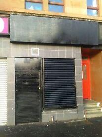 Barber Shop Keppochhill Road, Springburn Available Now