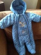 Newborn Pramsuit