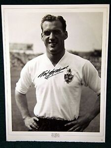 Nat-Lofthouse-Signed-Bolton-Large-Photograph