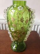 Victorian Green Glass