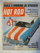 1968 Hot Rod Magazine