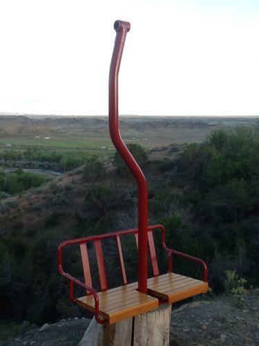 ski lift chair ebay
