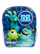 Monsters Inc Backpack