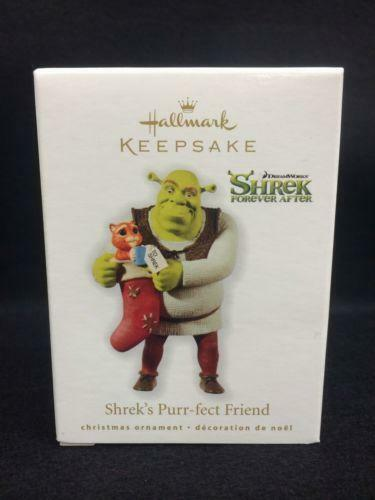 - Shrek Ornament EBay