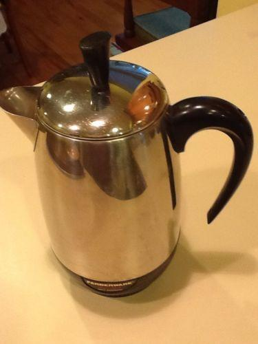 Farberware Percolator Ebay
