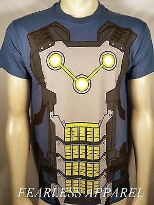 I Am Nova Guardians Of The Galaxy Groot Starlord Drax Herren-Kostüm T-Shirt