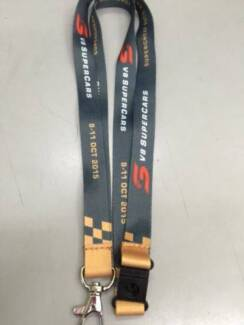 Bathurst******2015 Officials Lanyard for holding your Event Pass Robertstown Goyder Area Preview