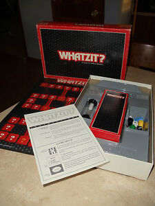 Whatzit? Game of Fractured Phrases 1987