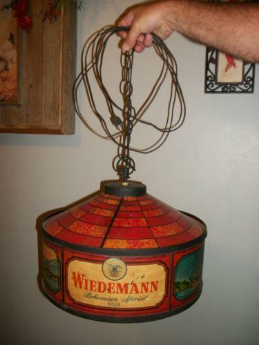 Hanging Beer Light Ebay