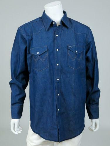 Womens Denim Western Shirt