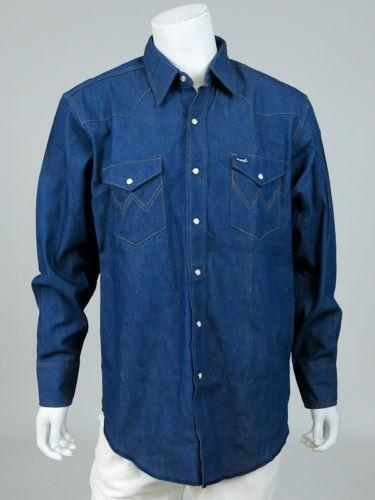 Womens Western Denim Shirt