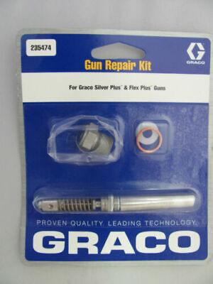 Graco 235474 Gun Repair Kit For Silver Plus Gun Flex Plus