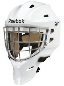 New Reebok 9K Pro ice hockey goalie helmet mask senior large